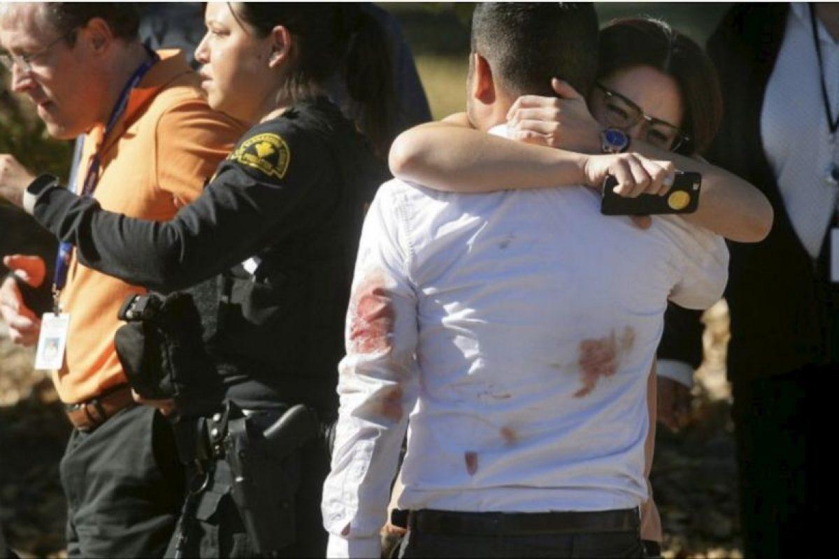 17 de septiembre- Un hombre mató a toda su familia y se suicidó en Platte, Dakota del Sur. El número de muertos ascendió a seis personas. Foto:AFP. Imagen Por: