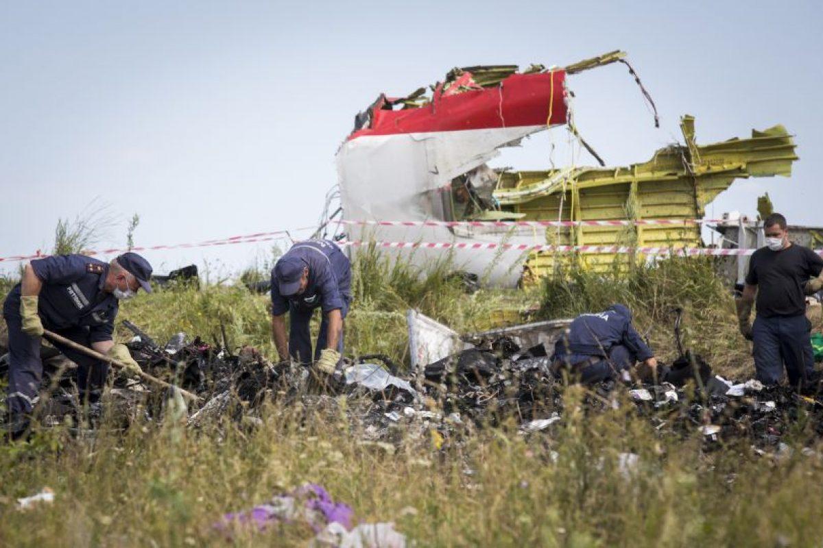 No hubo sobrevivientes Foto:Getty Images. Imagen Por:
