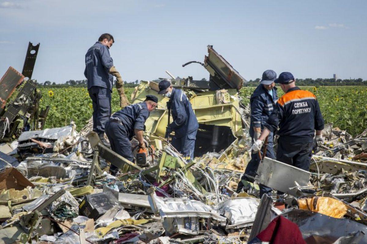 Tenía 283 pasajeros y 15 integrantes de la tripulación Foto:Getty Images. Imagen Por: