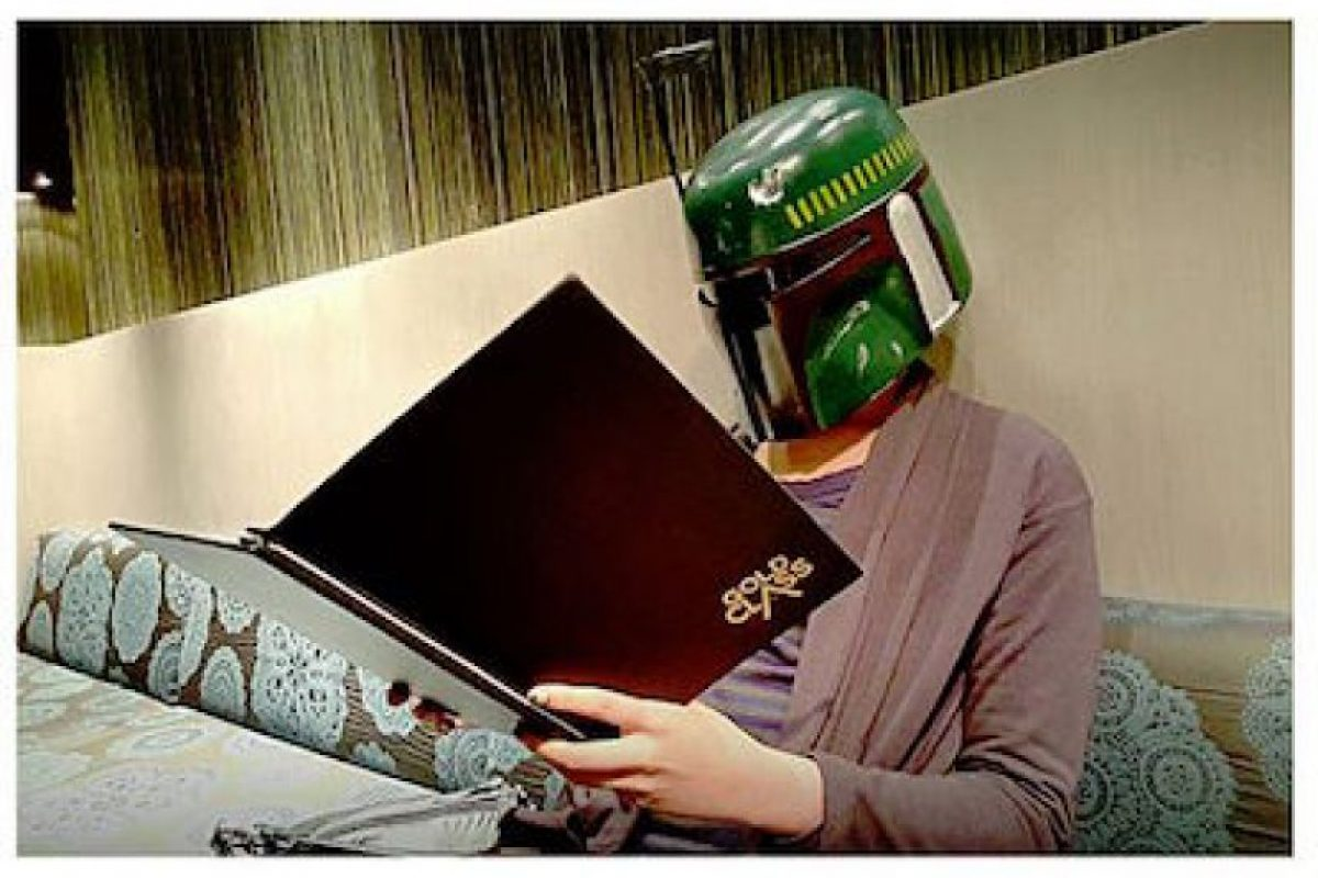 """¿Buenos o malos? Con estos cosplay celebraron el lanzamiento de """"Star Wars Episodio VII: El Despertar de la Fuerza"""" Foto:Instagram.com. Imagen Por:"""