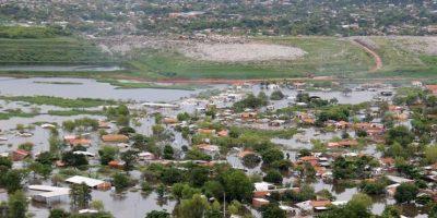 Paraguay recibe ayuda de Chile para evacuados por inundaciones