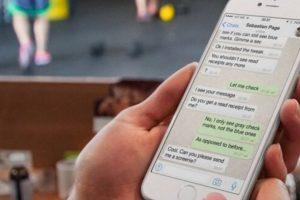 8- Borrado de mensajes más sencillo: pueden elegir a partir de una semana, un mes y hasta medio año. Foto:vía Pinterest.com. Imagen Por: