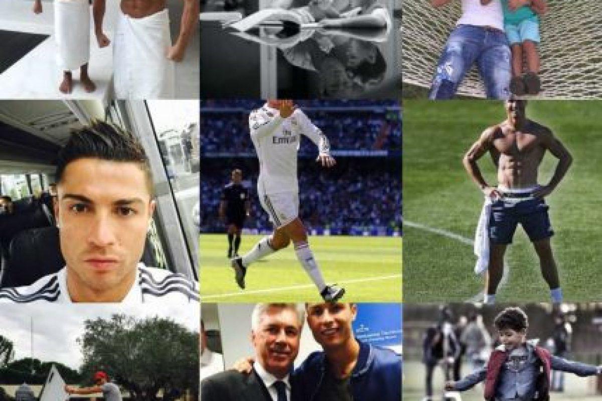 Cristiano Ronaldo. Foto:vía 2015bestnine.com. Imagen Por: