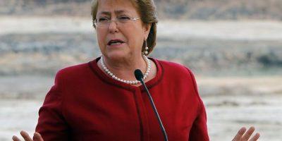 Cadem revela nueva baja en la aprobación de Bachelet