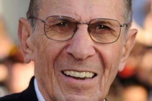 """1. Leonard Nimoy, el legendario """"Sr. Spock"""" de """"Star Treck"""" falleció a los 83 años el 27 de febrero de 2015. Foto:Getty Images. Imagen Por:"""