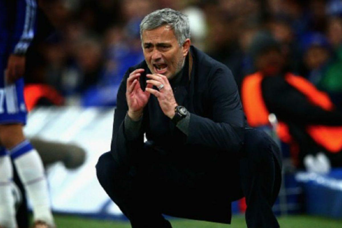 Mourinho ya tiene claro a quién va a dirigir. Foto:Getty Images. Imagen Por: