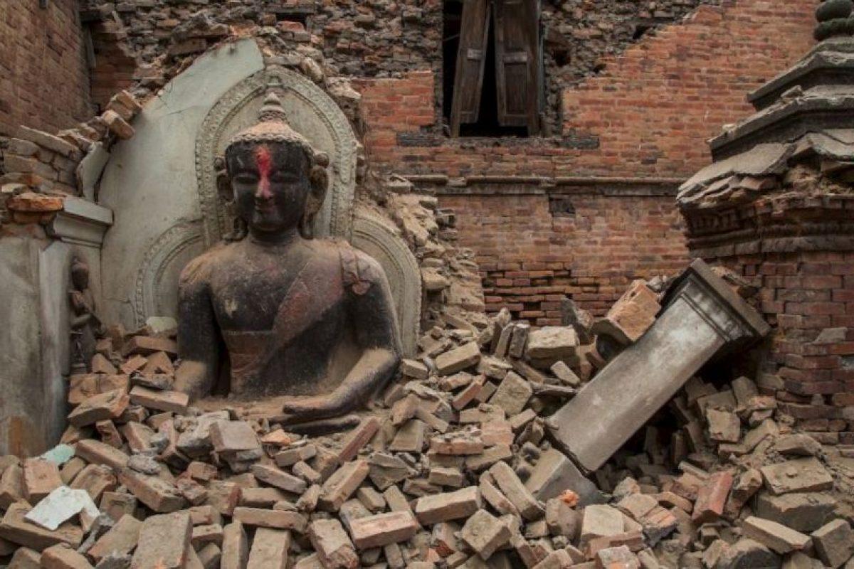 Incluso se le ha llegado a comparar con Buda. Foto:Getty Images. Imagen Por: