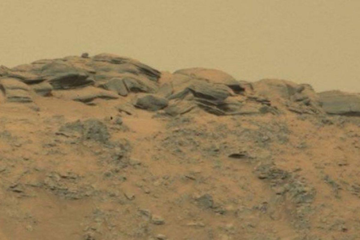 Fotografía difundida por la NASA . Foto:Vía mars.jpl.nasa.gov/. Imagen Por:
