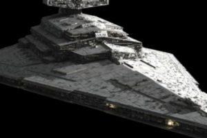 """La supuesta nave de """"Star Wars"""" encontrada en Marte Foto:Unieversal Studios. Imagen Por:"""