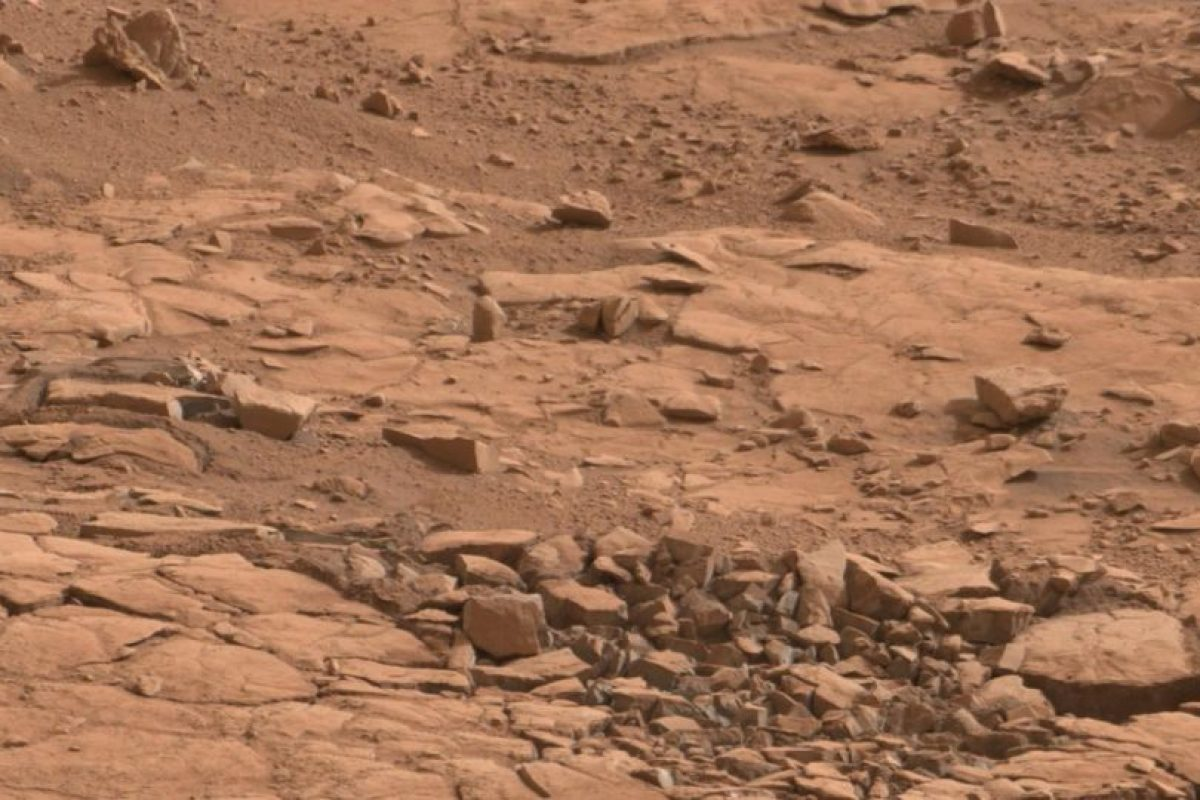 La foto original de la NASA Foto:NASA. Imagen Por: