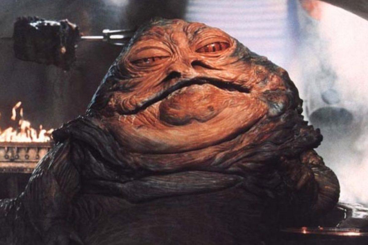 El personaje Jabba el Hutt Foto:Vía 20th Century Fox. Imagen Por: