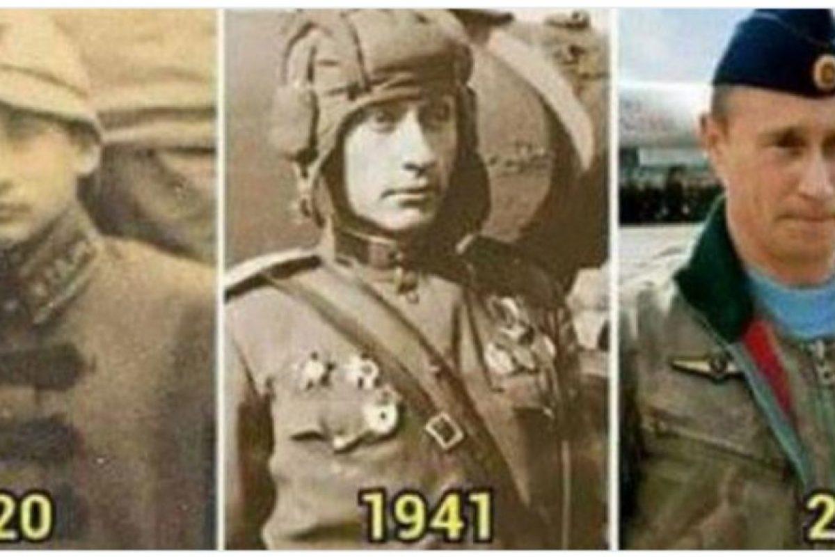 Estos fueron los memes que Vladimir Putin protagonizó en 2015 Foto:Twitter.com-Archivo. Imagen Por:
