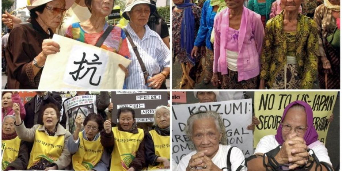 ¡Histórico! Japón crea millonario fondo para ayudar a esclavas sexuales coreanas de la II Guerra Mundial