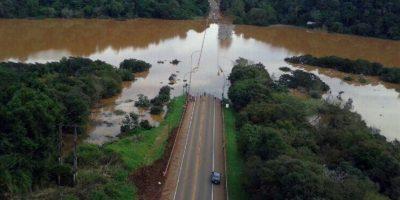 Continúa la emergencia en el Cono Sur: cientos de miles de desplazados por inundaciones