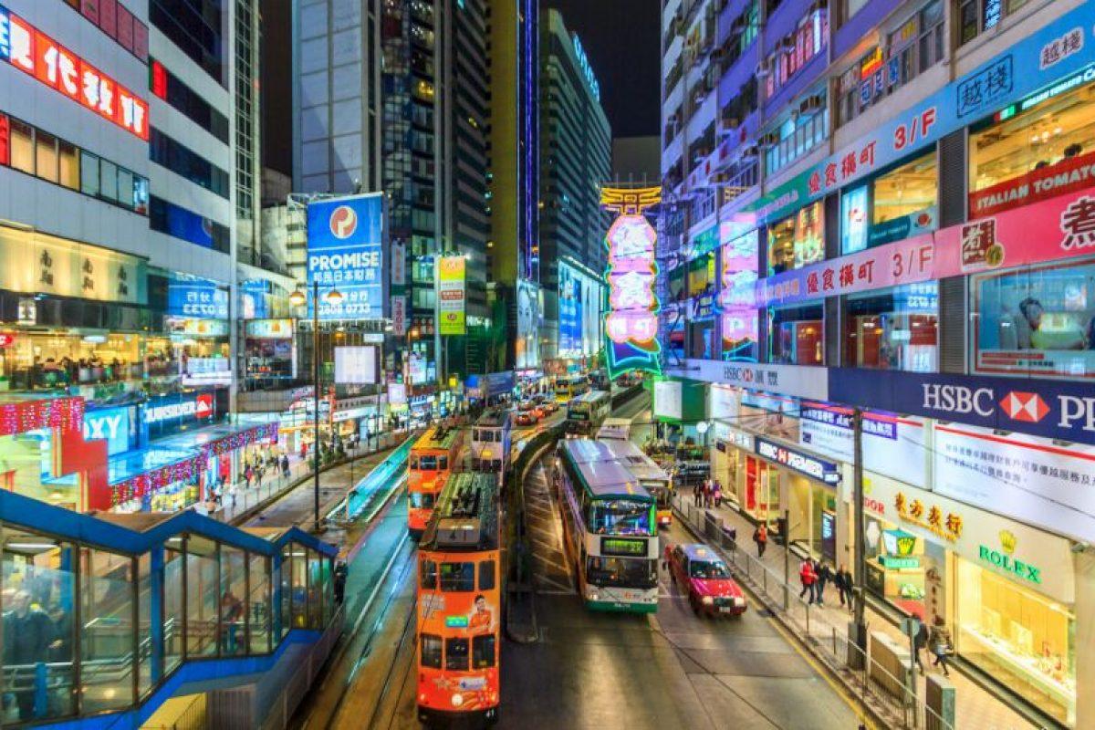 8. Hong Kong, China.. Imagen Por: