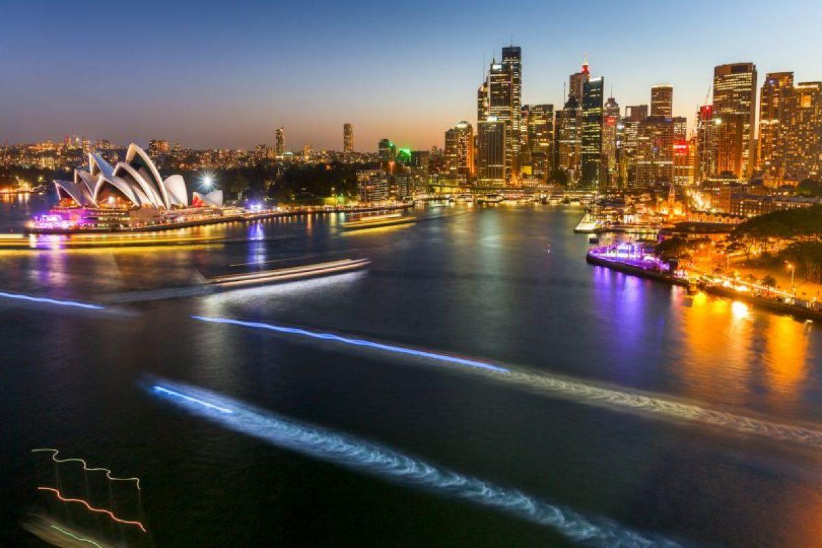 4. Sidney, Australia. Foto:Vía flickr. Imagen Por: