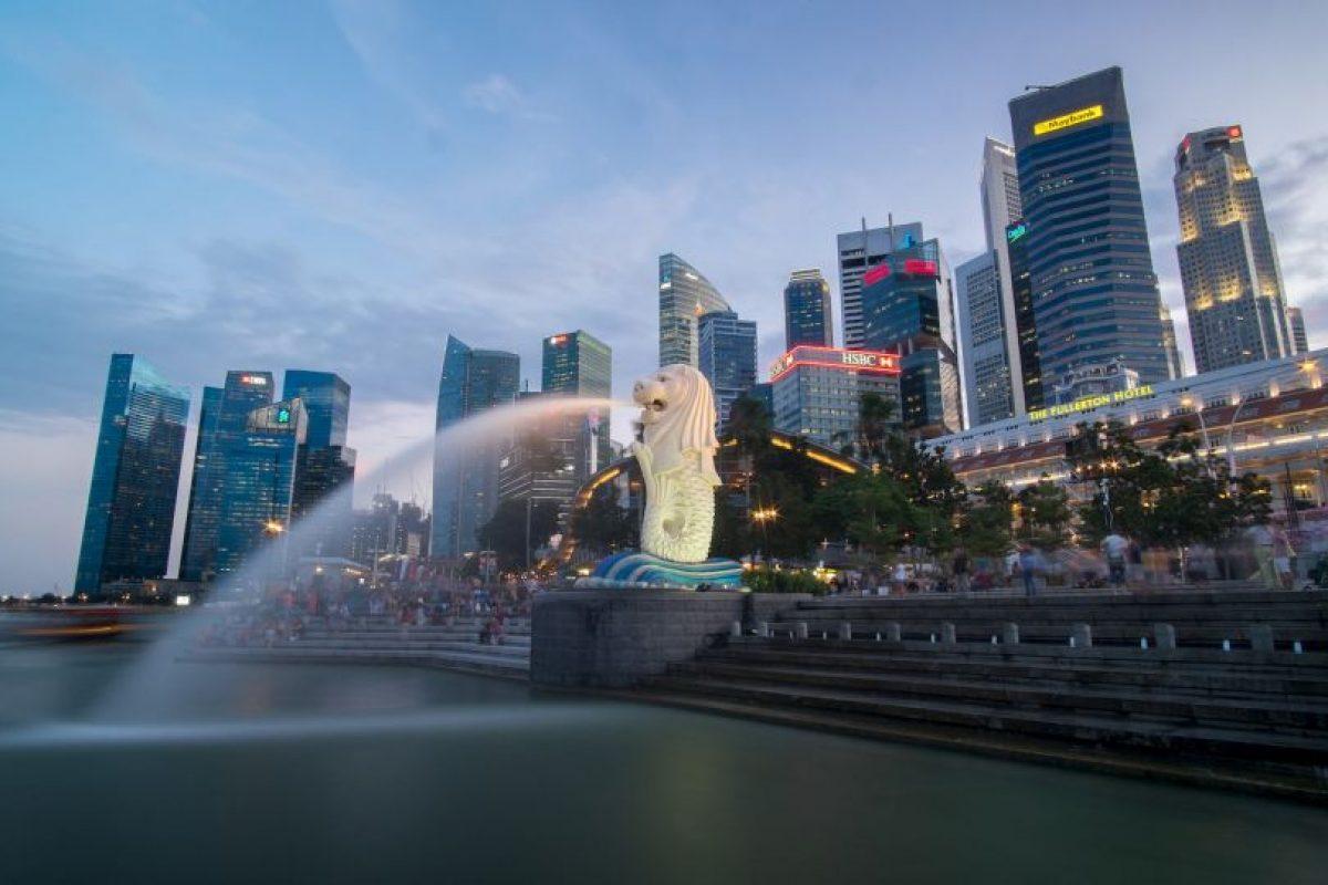6. Ciudad de Singapur, Singapur. Foto:Vía flickr. Imagen Por: