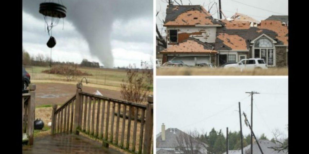 Tormentas y tornados dejan al menos 44 muertos en EEUU