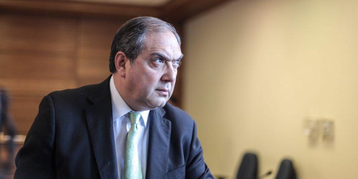 Fiscalía solicitar anular juicio contra senador Carlos Bianchi