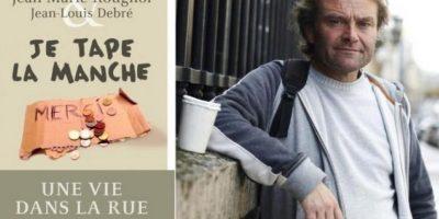 El mendigo que escribió un libro y ya es el best seller de Navidad