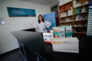 Farmacia Popular de Recoleta Foto:Agencia UNO / Archivo. Imagen Por: