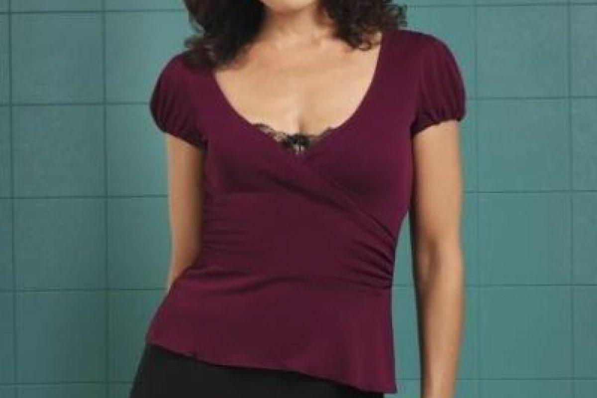 """Su papel fue el de la """"Dra. Lisa Cuddy"""" Foto:IMDB. Imagen Por:"""