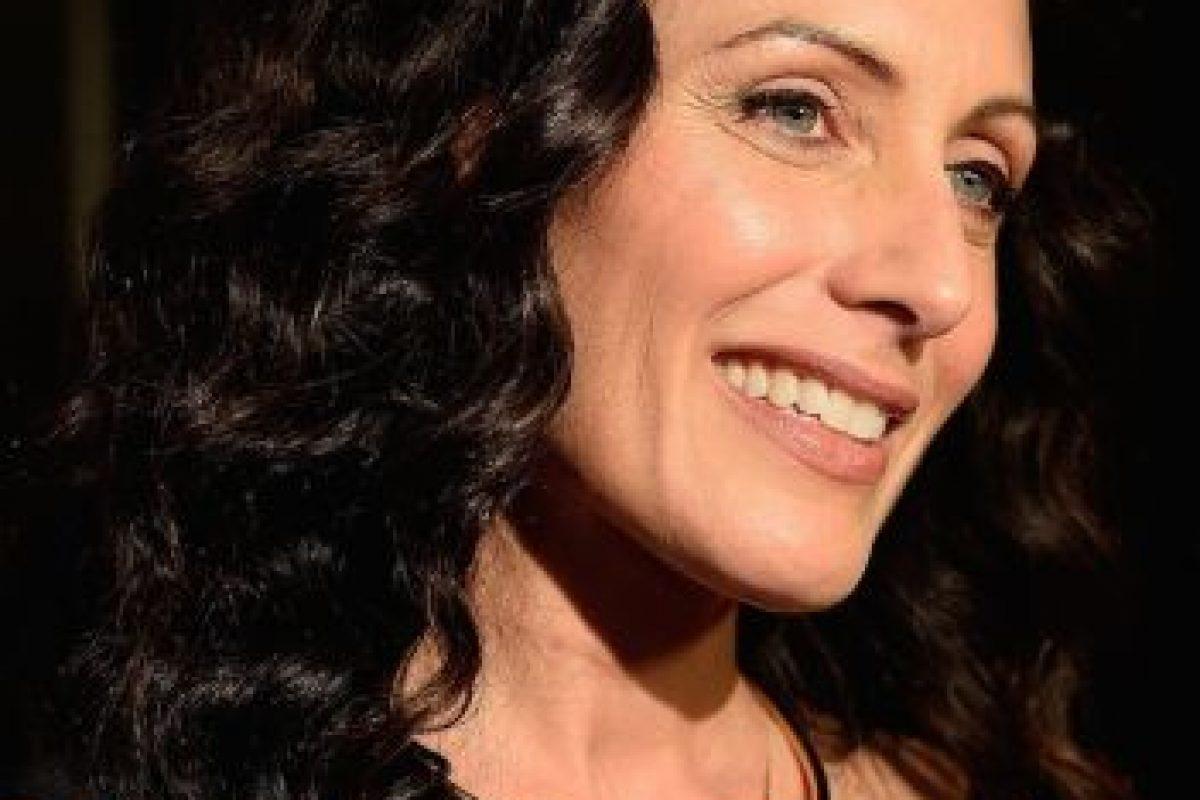 La actriz ahora tiene 49 años Foto:Getty Images. Imagen Por: