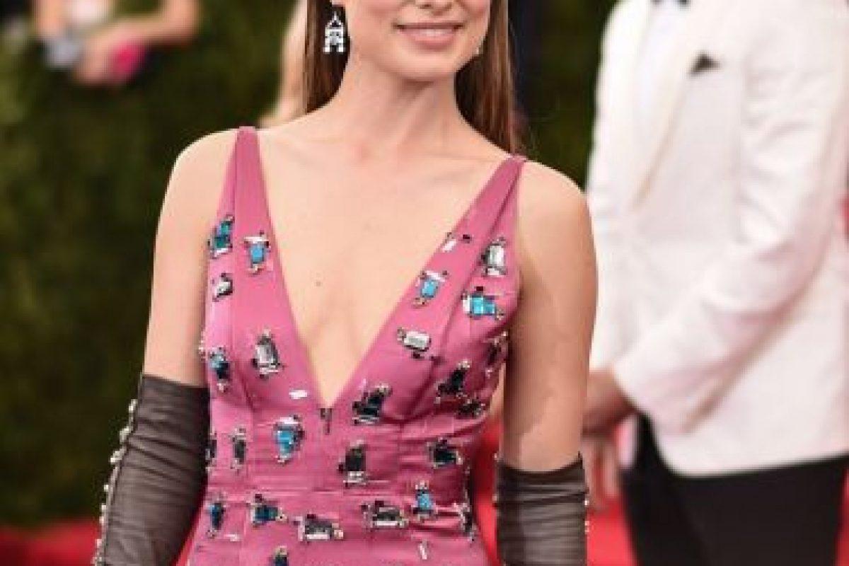 """En 2003 apareció en la cinta """"Her"""" y """"Third Person"""" Foto:Getty Images. Imagen Por:"""