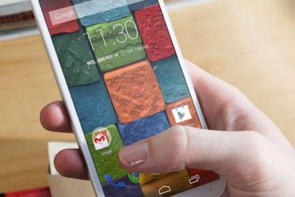3.Moto X. Foto:Motorola. Imagen Por: