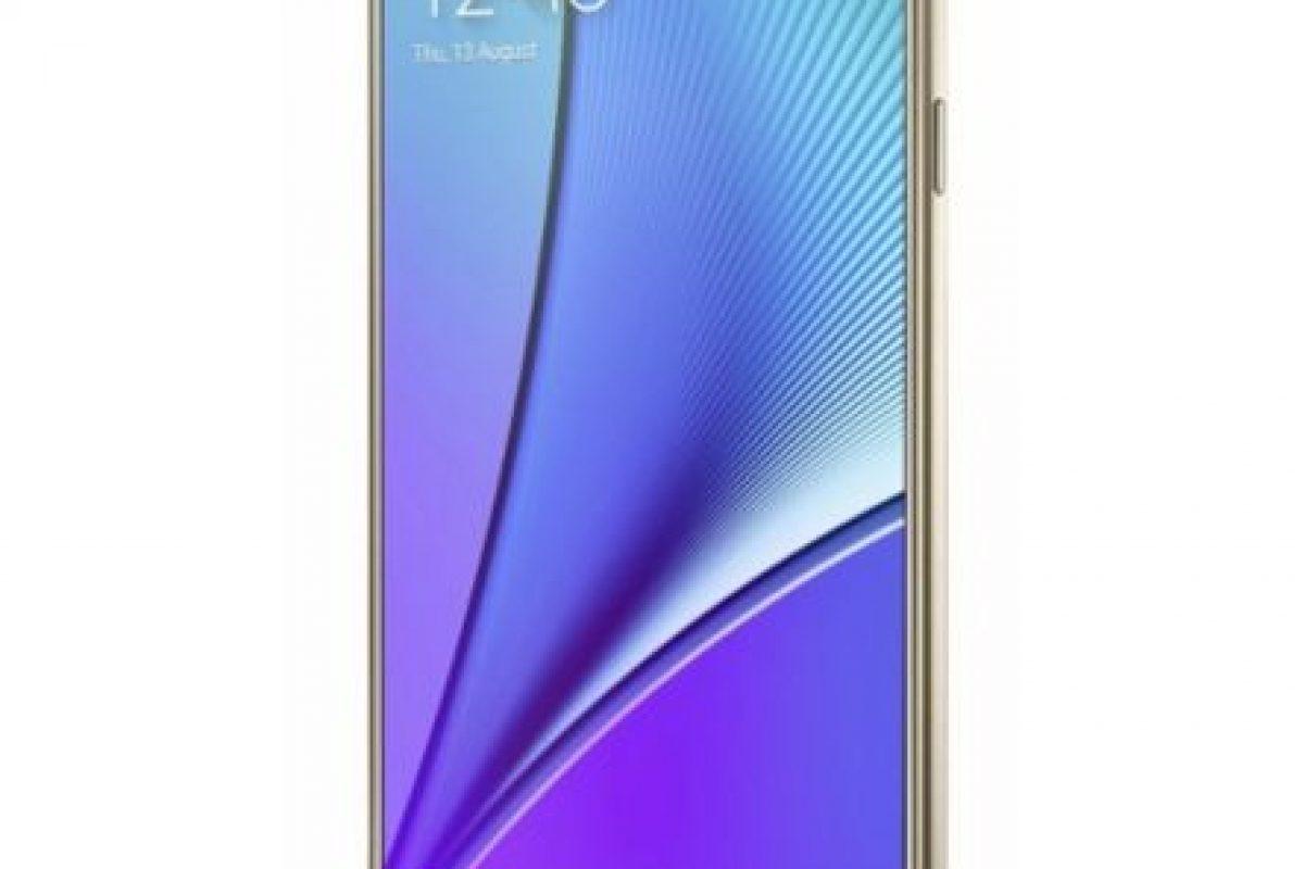 4. Samsung Galaxy Note 5. Foto:Samsung. Imagen Por: