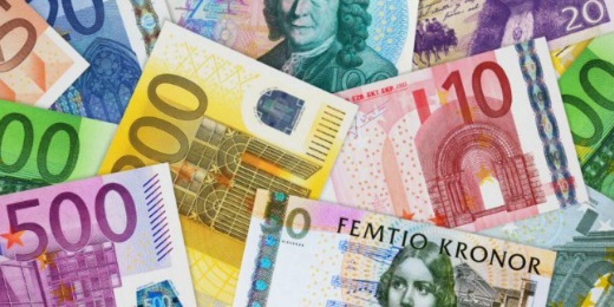 Fin del efectivo en Suecia, ahora todo será por pago electrónico