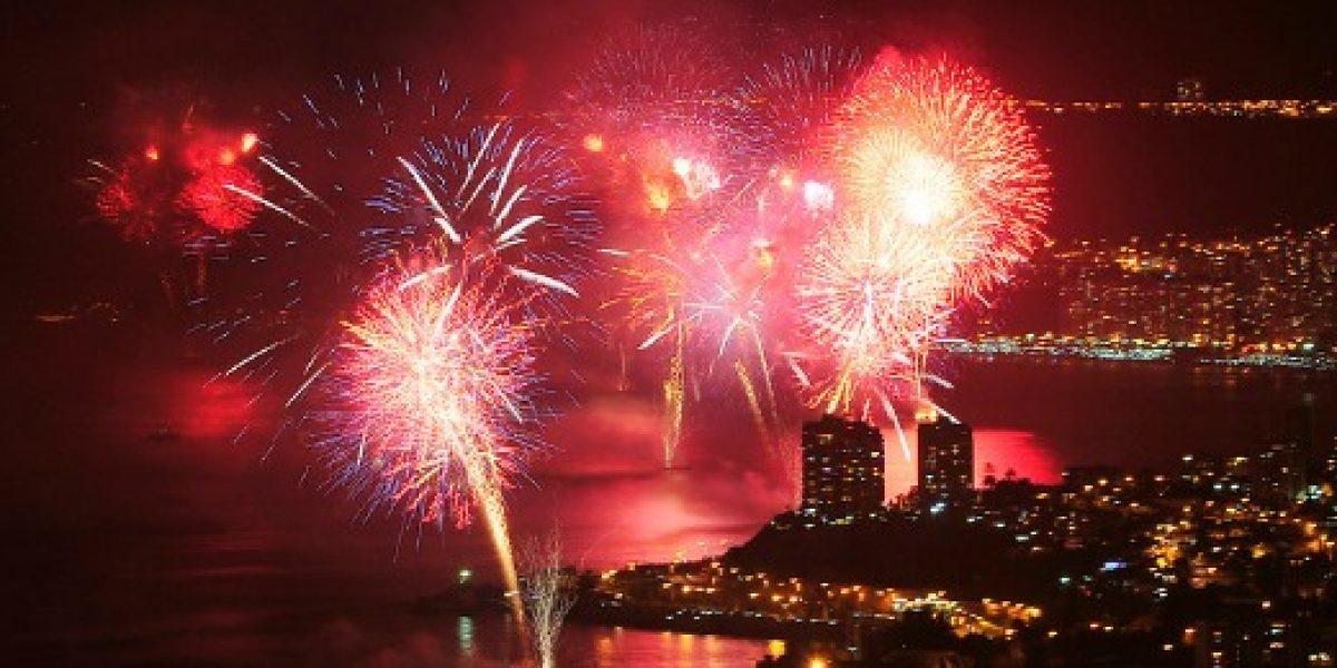 Lo que cuesta celebrar el Año Nuevo en un exclusivo hotel de Santiago