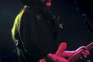 Lemmy Kilmister murió a los 70 años Foto:Getty Images. Imagen Por: