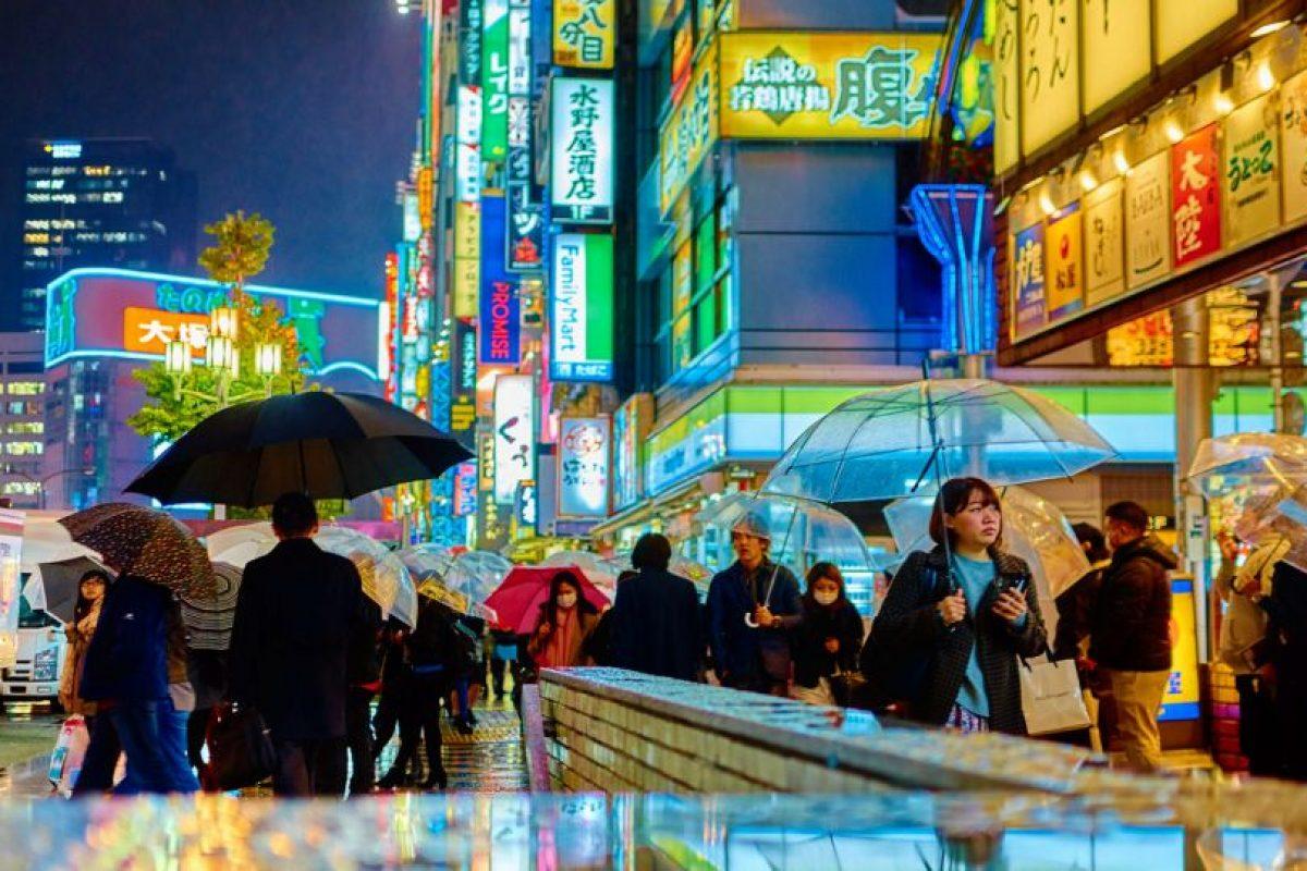 3. Tokio, Japón. Foto:Vía flickr. Imagen Por: