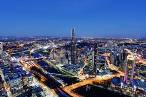 2. Melbourne, Australia. Foto:Wikipedia.org. Imagen Por: