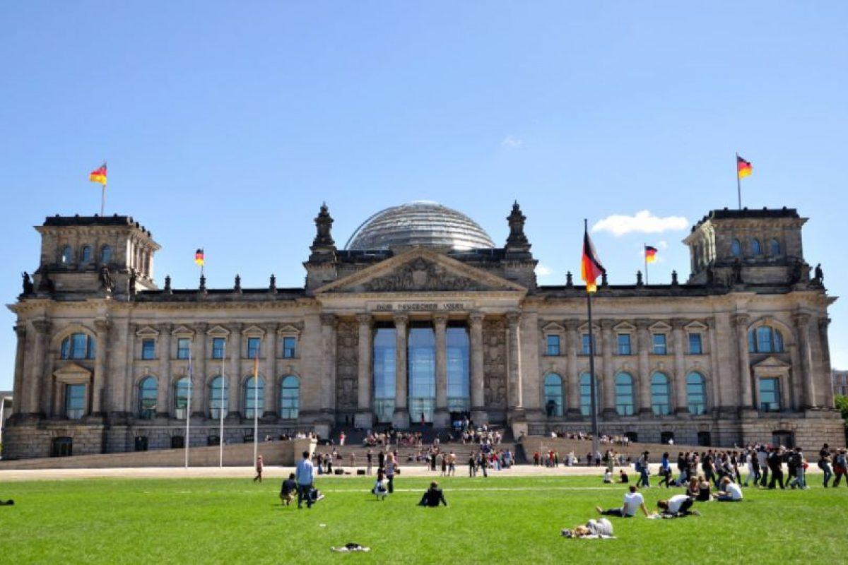 9. Berlin, Alemania. Foto:Vía disfrutaberlin.com. Imagen Por: