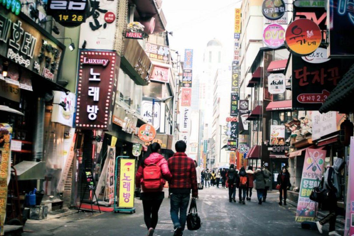 10. Seúl, Corea del Sur. Foto:Vía tumblr. Imagen Por:
