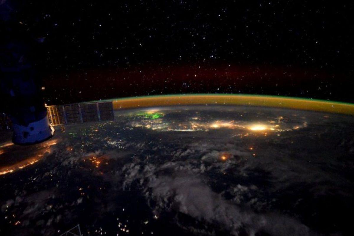 El imponente sureste de Asia. Foto:Vía Twitter @StationCDRKelly. Imagen Por: