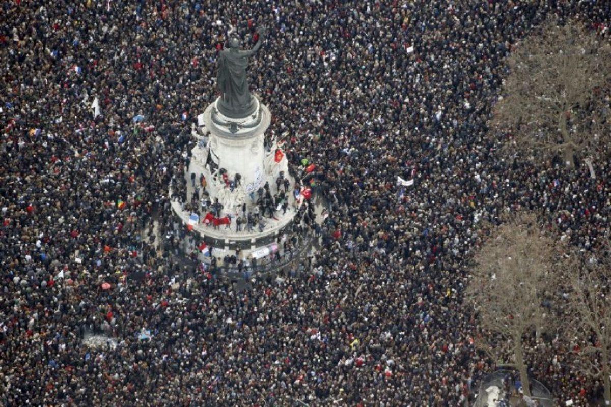 El cual provocó la salida a las calles de miles de personas Foto:AFP. Imagen Por: