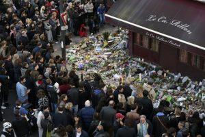 Luego vino la noche del 13 de noviembre Foto:AFP. Imagen Por: