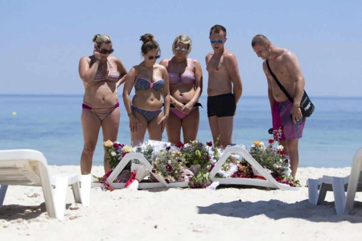 Hubo atentados contra turistas, como en Turquía Foto:AFP. Imagen Por: