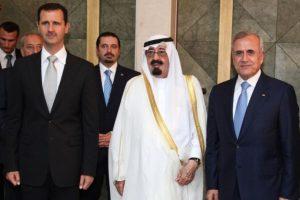 """Arabia Saudí es uno de los países acusados de """"fomentar"""" el terrorismo de Estado Islámico. Foto:AFP. Imagen Por:"""