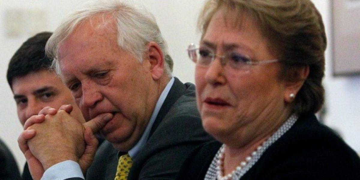 DC espera que Burgos no renuncie tras polémico viaje de Bachelet: