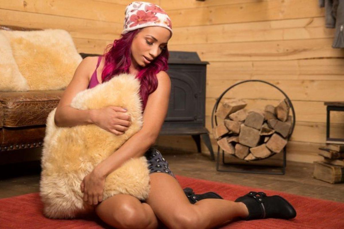 Las mejores fotos de Fin de Año de las divas de WWE Foto:WWE. Imagen Por: