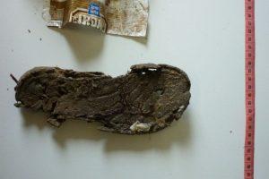 Estos fueron los objetos encontrados en su interior Foto:Facebook.com/OrcaPlett. Imagen Por: