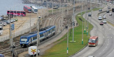 270 días de cárcel para sujeto que rayó Metro de Valparaíso