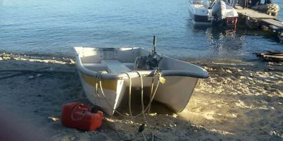 """Fiscalía y tragedia en lago Riñihue: """"Sorprende que hayan podido subirse a este bote"""""""