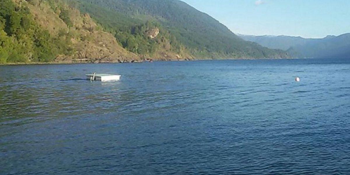 Reanudan búsqueda de tres niños desaparecidos tras tragedia en el lago Riñihue