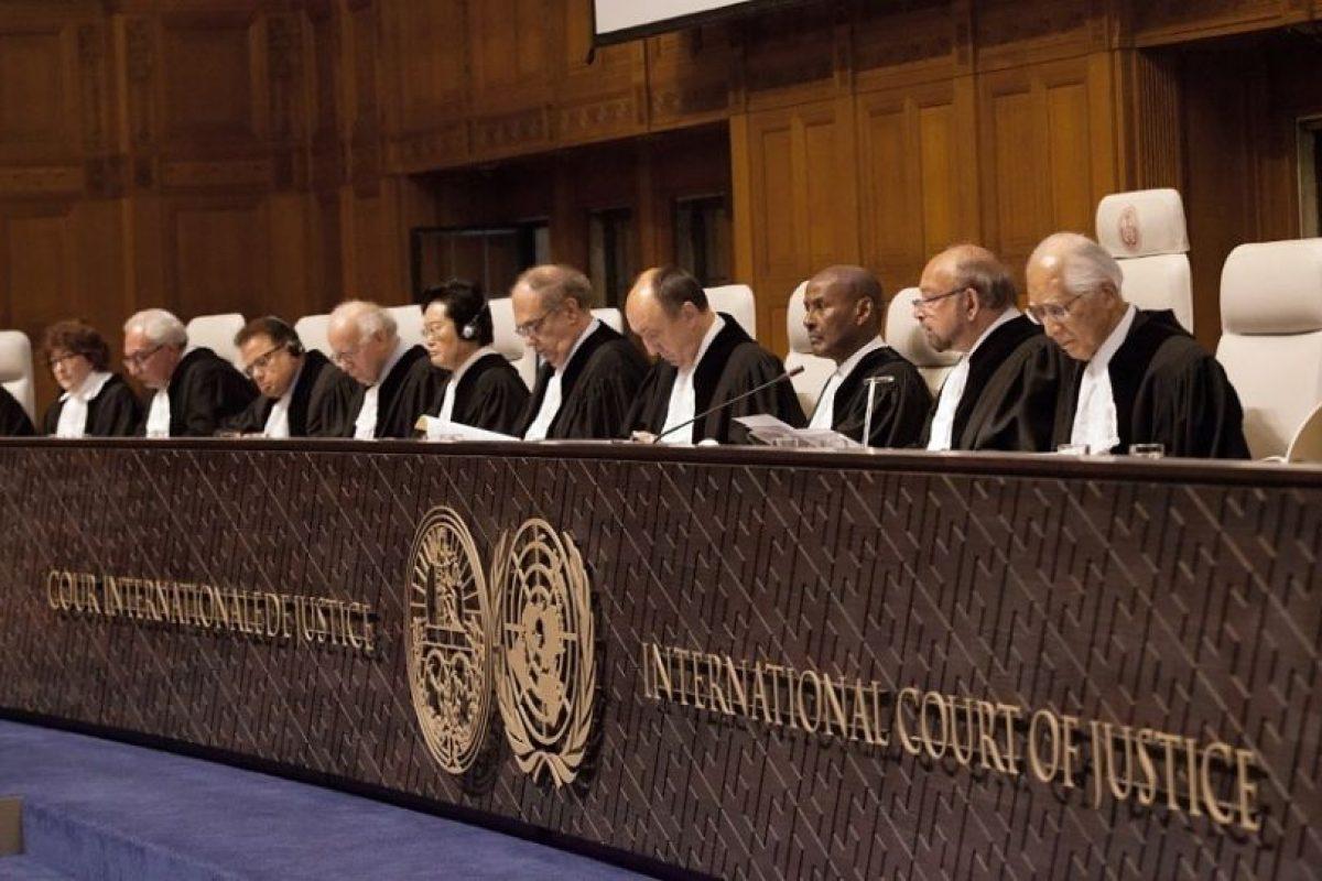 Corte Internacional de Justicia de La Haya Foto:Agencia Uno. Imagen Por: