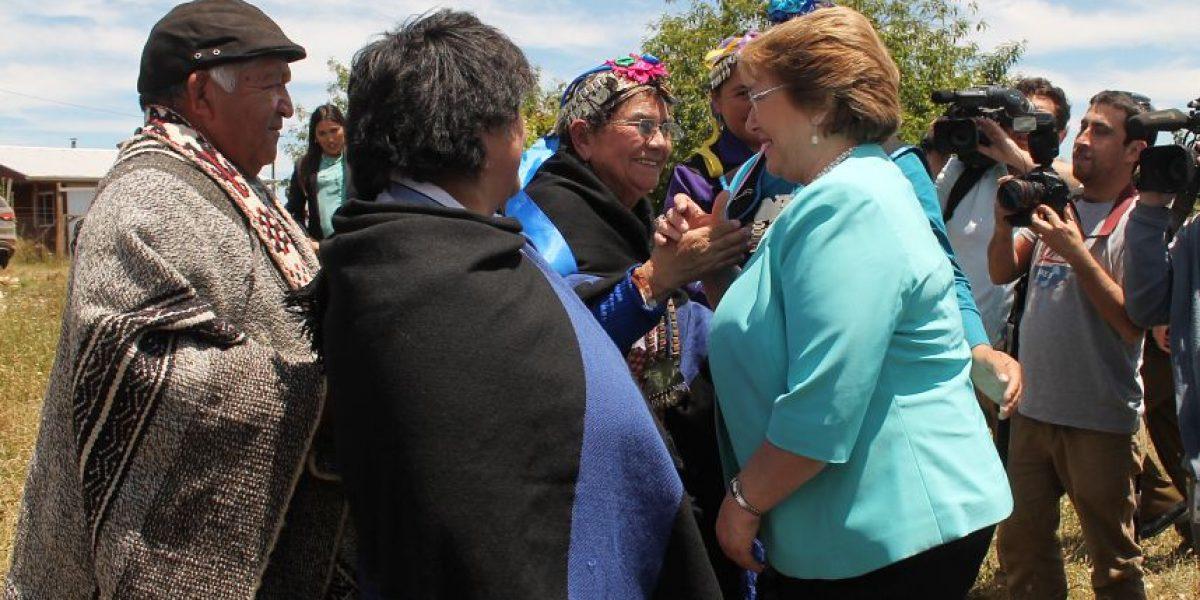 Pizarro y viaje de Bachelet: